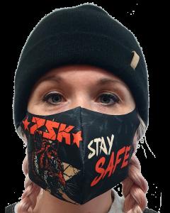 ZSK 'Stay Safe' Maske