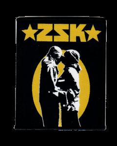 ZSK 'Herz für die Sache' Aufnäher