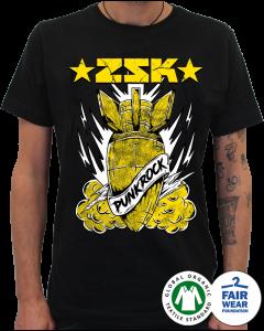 ZSK 'Punkrock Bomb' T-Shirt
