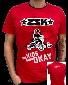 ZSK 'Klubretter AJZ Chemnitz' T-Shirt