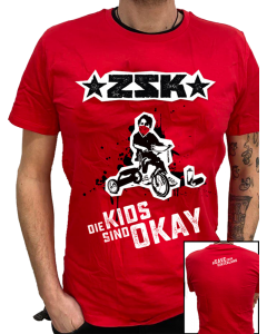 ZSK 'Klubretter Café Taktlos Glauchau' T-Shirt