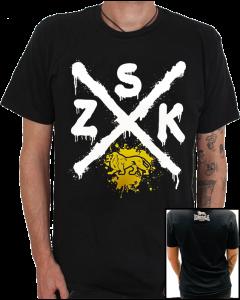 ZSK 'Lonsdale' T-Shirt