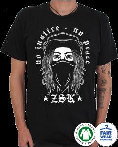 ZSK 'No Justice' T-Shirt