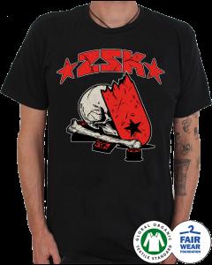 """ZSK 'Skate' T-Shirt mit """"Glow in the dark"""" - Effekt"""