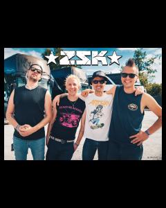 ZSK 'Band 2019' Poster A3