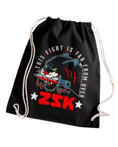 ZSK 'This Fight' Turnbeutel