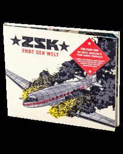 ZSK 'Ende der Welt' CD Digipak