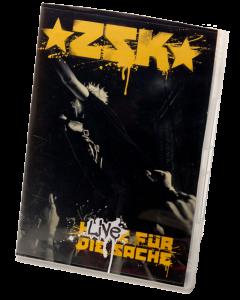 ZSK 'Live Für Die Sache' DVD