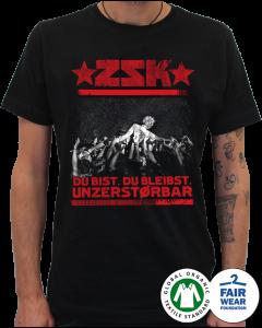 ZSK 'Unzerstörbar' T-Shirt