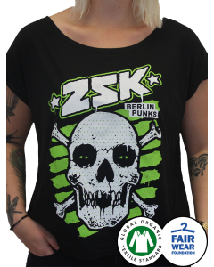 ZSK 'Berlin Punks' Girlie-Shirt